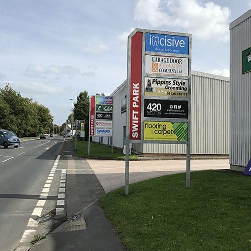 flooring and carpet centre kingsteignton entrance