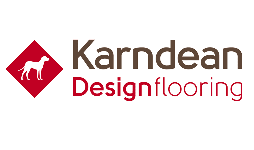 carpet and flooring kingsteignton kardean logo