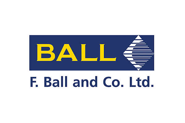 f ball and co logo