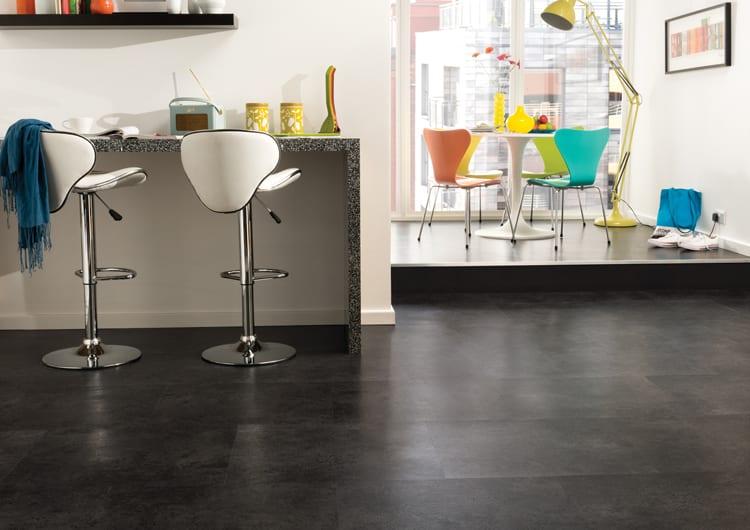 glossy laminate flooring