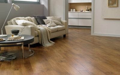 Luxury vinyl vs laminate flooring