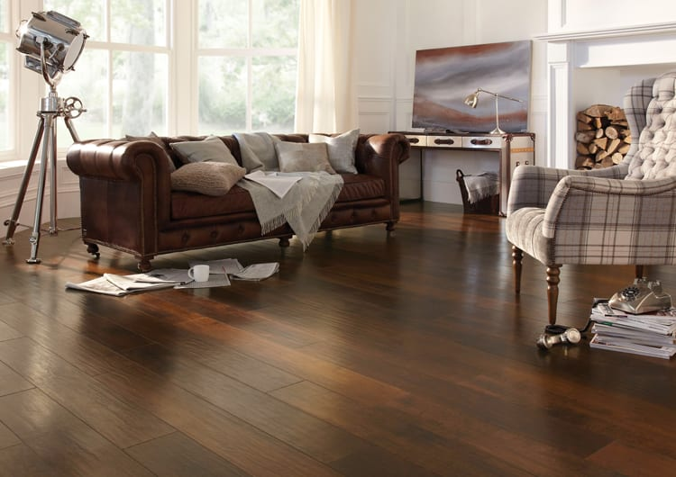 karndeen flooring dark wood