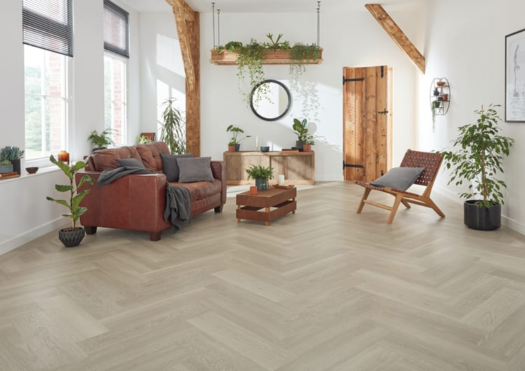 karndean living room flooring