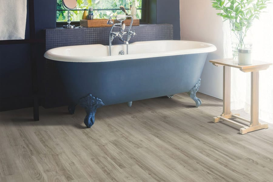 lvt bathroom flooring